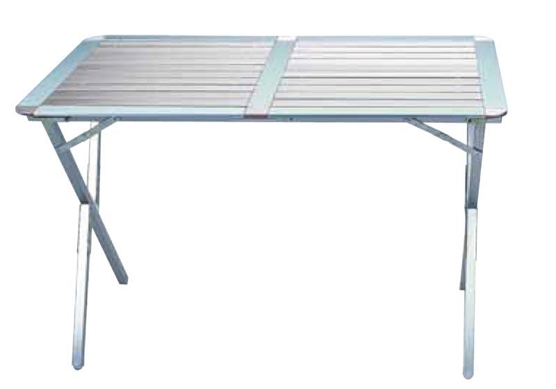 Tavolo In Alluminio Da Campeggio.Tavoli Da Campeggio Linea80