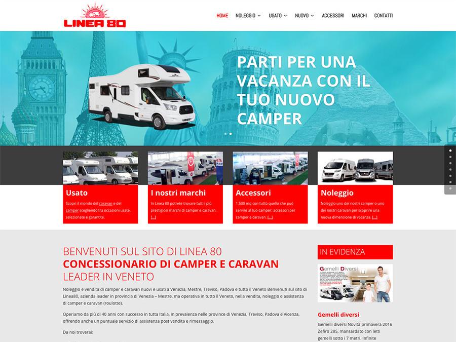 Online il nuovo sito di Linea80